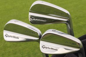 Justin Rose Whats in the bag Taylor Made irons